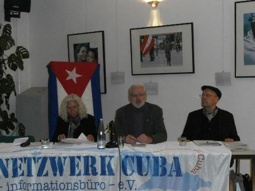 """Free the Cuban five!"" aus US-Gefängnissen"